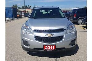 2011 Chevrolet Equinox LS LS   Bluetooth   CERTIFIED + E-Tested Kitchener / Waterloo Kitchener Area image 12
