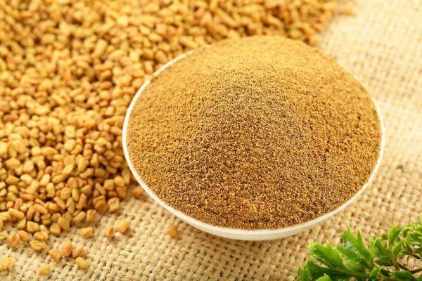 100% pure  Natural Whole Fenugreek seeds powder CeylonTrigon