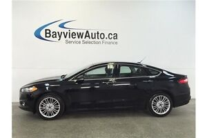 2016 Ford FUSION SE - ECOBOOST! AWD! SUNROOF! LEATHER! SYNC!