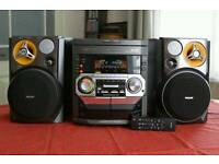 Philips fw-c399 stereo Hi-fi system