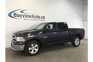 2016 Dodge RAM 1500 SLT - CREW CAB! 4x4! REV CAM! ALLOYS!