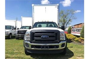 2015 Ford F550 !!! COMMERCIAL FINANCING AND LEASING AVAILABL - Kitchener / Waterloo Kitchener Area image 9