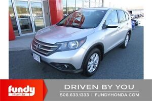 2014 Honda CR-V EX-L LEATHER - BACKUP CAMERA - UPGRADED AUDIO!