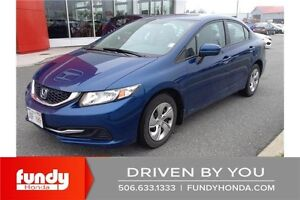 2014 Honda Civic LX HEATED SEATS - BACKUP CAMERA - BLUETOOTH!
