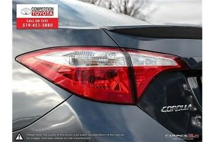 2014 Toyota Corolla S One Owner, No Accidents, Toyota Serviced London Ontario image 12