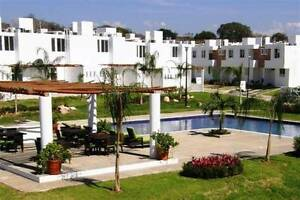 Sunny Bucerias/PV Mexico 3 bed 3 bath Pool/24hr Security