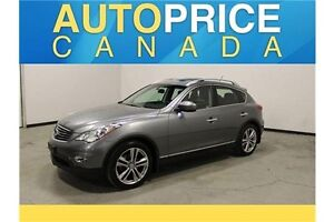 2012 Infiniti EX35 Luxury NAVIGATION|REAR CAM LEATHER