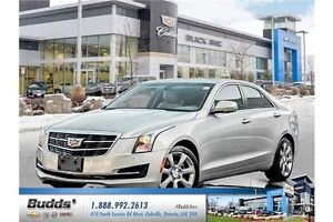 2015 Cadillac ATS 2.0L Turbo Luxury SAFETY AND E-TESTED  Fina...