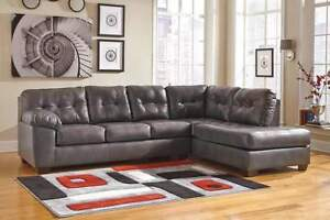 Today Special  Alliston Sectional Grey