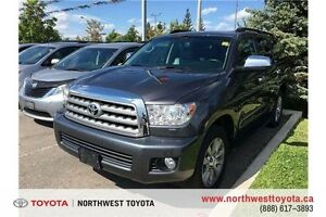 2013 Toyota Sequoia Limited 5.7L V8