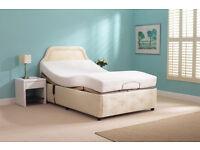 Laybrook Thornbury Double Adjustable Bed Alomost brand new.