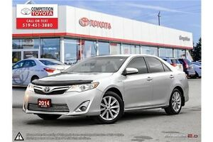 2014 Toyota Camry Hybrid XLE One Owner, No Accidents, Toyota...