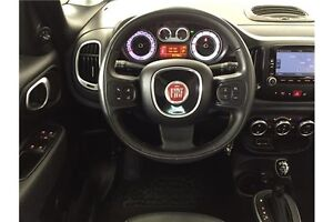 2015 Fiat 500L LOUNGE- TURBO! SUNROOF! LEATHER! NAV! U-CONNECT! Belleville Belleville Area image 8