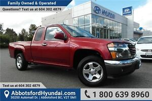 2011 GMC Canyon SLE LOCALLY OWNED & MANUAL TRANSMISSION