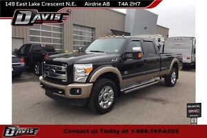 2014 Ford F-350 KING RANCH, REAR VISION CAMERA, SUNROOF