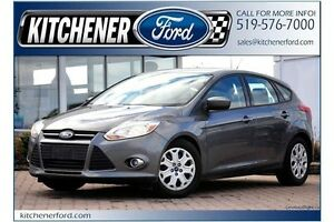 2012 Ford Focus SE/FWD/ALLOYS/PWR LOCKS&WINDOWS/SNOW TIRES