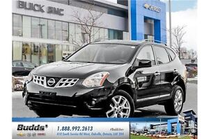 2011 Nissan Rogue SV SAFETY AND E-TESTED