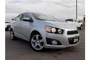 2015 Chevrolet Sonic LT Auto LT | SNRF, RMT STRT, ALLOYS