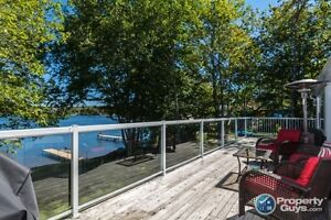 NEW PRICE! Quality built and designed to savor the lake life