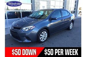 2014 Toyota Corolla CE AUTO, NO ACCIDENTS, 4 DR, CLOTH