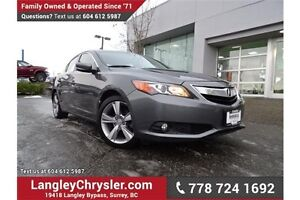 2013 Acura ILX Base LOCALLY DRIVEN w/ PADDLE SHIFTERS & LEATHER