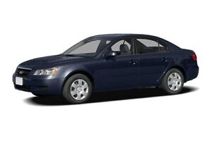 2007 Hyundai Sonata GL V6 LOCALLY OWNED