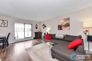 Top Floor South-Facing 2 Bed updated Condo!