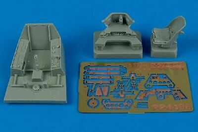 AIRES HOBBY 1/48 TA152H1 COCKPIT SET FOR ITA D 4406