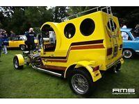 C Cab Hot Rod