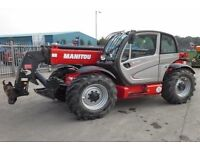 MANITOU TELEHANDLER FOR HIRE
