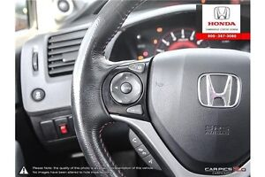 2012 Honda Civic Si GPS NAVIGATION | BLUETOOTH | POWER SUNROOF Cambridge Kitchener Area image 17