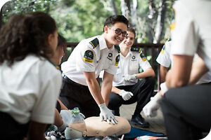 Youth Leader wanted at St. John Ambulance *Position: Unit Chief* Cambridge Kitchener Area image 1