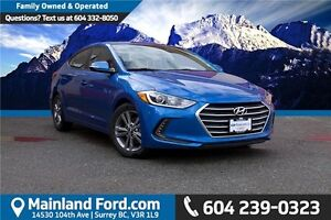 2017 Hyundai Elantra GL ONE OWNER, NO ACCIDENTS