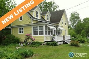 NEW LISTING! Country living meets historic charm!!