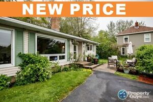 NEW PRICE! Unique Contemporary Bungalow in Olde Bedford