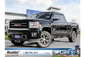 2014 GMC Sierra 1500 SLT Leather Interior!!!! SAFETY AND E-TE...