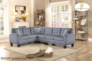 Brand New Floor Model Sofa ON SALE !