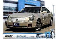 2007 Cadillac CTS Luxury Safety and E tested