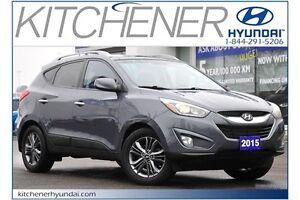 2015 Hyundai Tucson GLS GLS // FWD // AC // PANORAMIC SUNROOF...