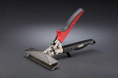 Malco Tools S6r Redline 6 Hand Seamer - Sheet Metal Duct Pipe - Usa