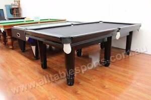 Special--8 Foot Slate Modern Round Billiard Table (Floor Table) Moorabbin Kingston Area Preview