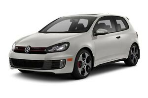 2013 Volkswagen Golf GTI 3-Door