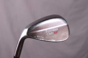 FOUNDERS CLUB OIL CAN LEFT-HANDED GOLF WEDGE