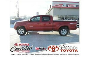 2015 Toyota Tacoma V6 TRD Leather
