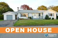 OPEN HOUSE! West Side Saint John, Minutes to Everything