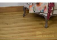 High Quality 12mm Oak Laminate Flooring.