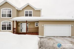 Beautiful Executive Style 2 storey home in Dieppe Centre