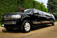 Night out Birthday Concert stretch limo rental limousine service