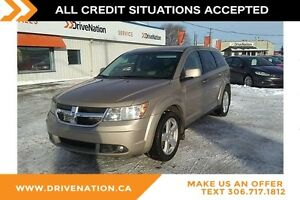 2009 Dodge Journey SXT AWD SUV, NAVIGATION, 7 PASSENGER, DVD...