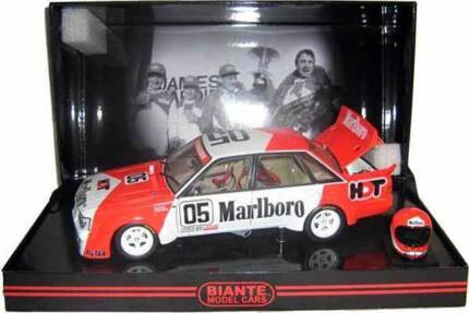 BIANTE MODEL CAR COLLECTION 1/18 SCALE ALL MINT & BOXED